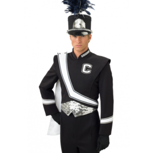 kostum drumband anak