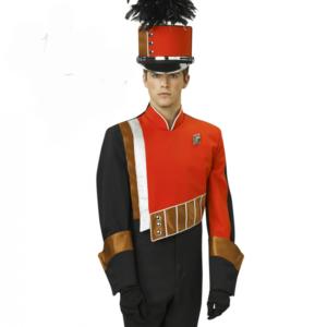 model topi drumband