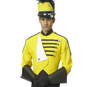 model topi marching band 2017