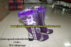 13Jual Seragam Drumband Terbaru 081391113431 Sepatu