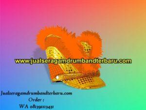 1Jual Seragam Drumband Terbaru 081391113431 Topi