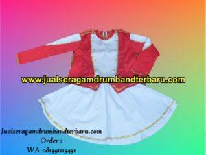 4Jual Seragam Drumband Terbaru 081391113431 Kostum