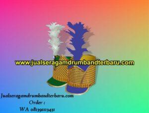 6Jual Seragam Drumband Terbaru 081391113431 Topi