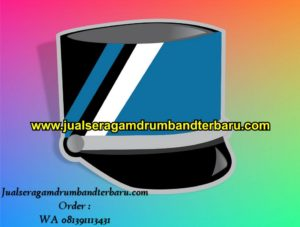 7Jual Seragam Drumband Terbaru 081391113431 Topi
